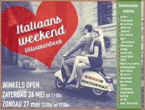 Italiaans weekend- winkeliers-2018