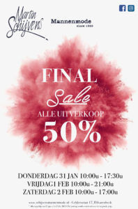 Final Sale winter 2019